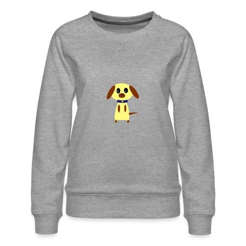 Dog Cute - Frauen Premium Pullover