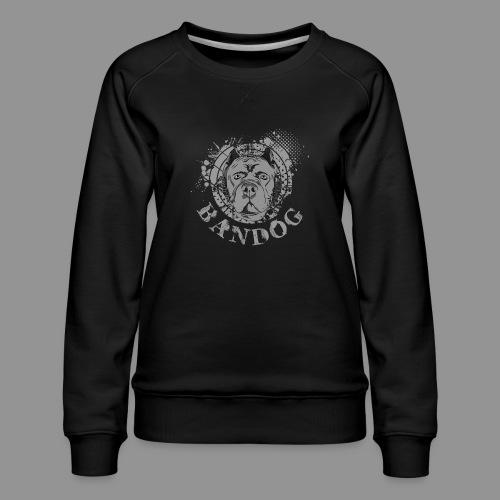 Bandog - Women's Premium Sweatshirt