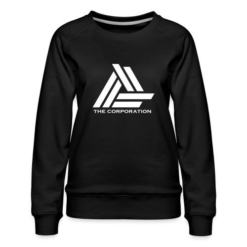 wit metnaam keertwee png - Women's Premium Sweatshirt