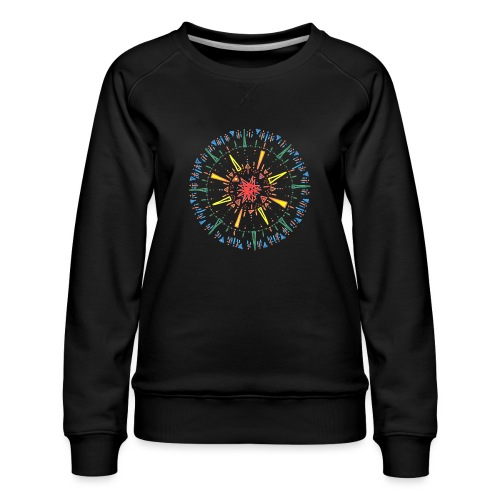 Attention - Women's Premium Sweatshirt