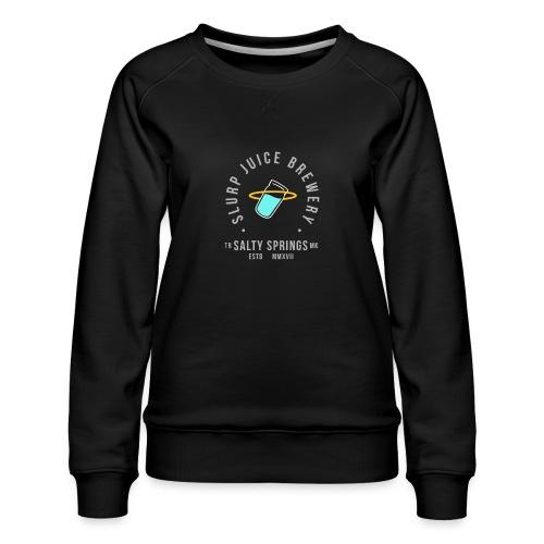 slurp juice - Women's Premium Sweatshirt
