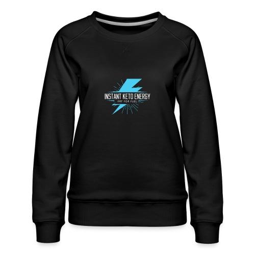 KETONES - Instant Energy Tasse - Frauen Premium Pullover