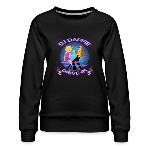 Logo2 png - Vrouwen premium sweater
