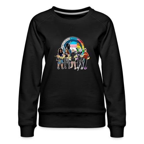 HEMAWomen2 - Women's Premium Sweatshirt
