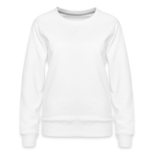 SANTINA gif - Women's Premium Sweatshirt