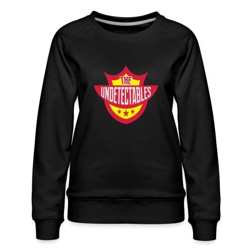 Undetectables voorkant - Vrouwen premium sweater