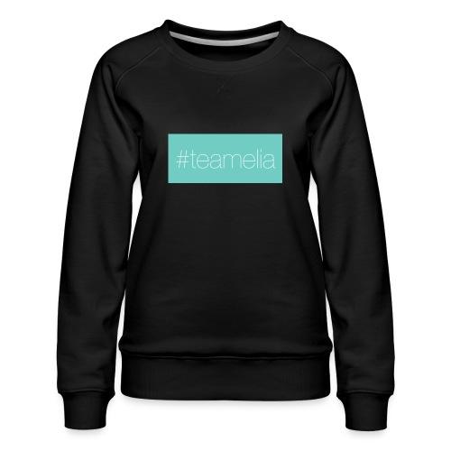 #teamelia - Frauen Premium Pullover