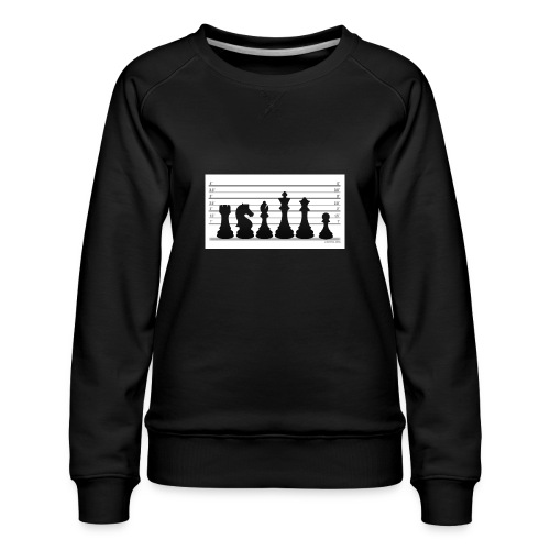 Lichess Lineup - Women's Premium Sweatshirt