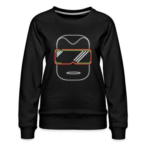 Die Zock Stube - Robot-Head - Frauen Premium Pullover