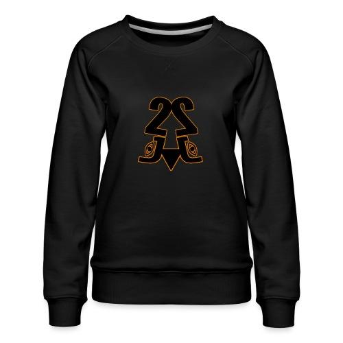 2J - Dame premium sweatshirt