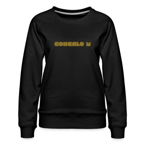 G Logo - Women's Premium Sweatshirt