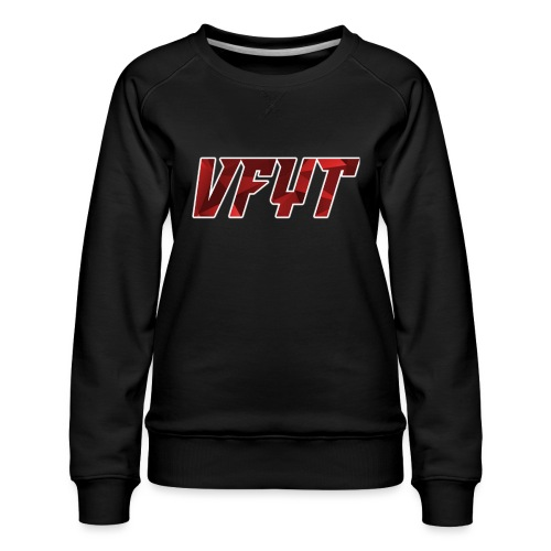 vfyt shirt - Vrouwen premium sweater