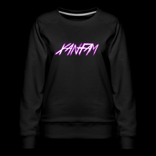 XANFAM (FREE LOGO) - Frauen Premium Pullover