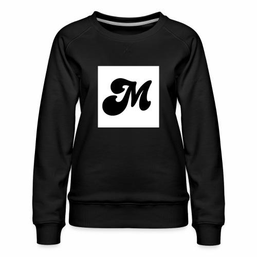 M - Women's Premium Sweatshirt