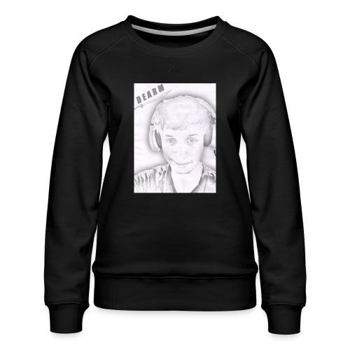 WIEK jpg - Women's Premium Sweatshirt