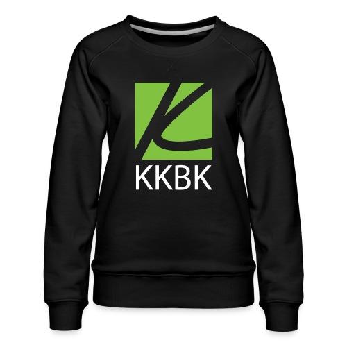 KKBK Logo - Frauen Premium Pullover