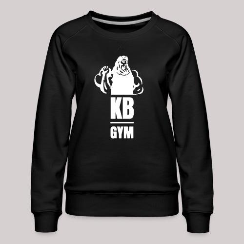 BOS_Kettlebellgod - Frauen Premium Pullover