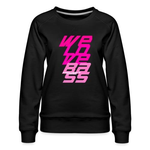 welovebass009 - Frauen Premium Pullover