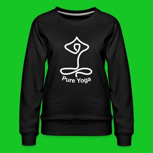 Pure Yoga - Vrouwen premium sweater