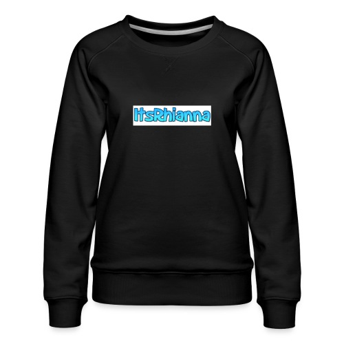 Merch - Women's Premium Sweatshirt
