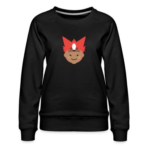Florence the Fox | Ibbleobble - Women's Premium Sweatshirt