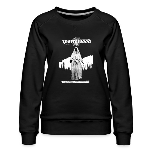 Women's Witch Print - Women's Premium Sweatshirt