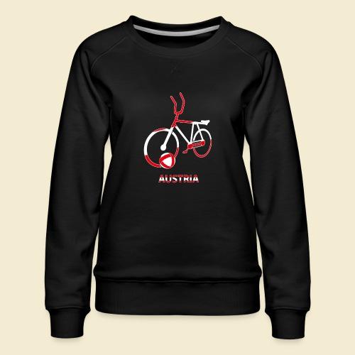 Radball | Austria Rad - Frauen Premium Pullover