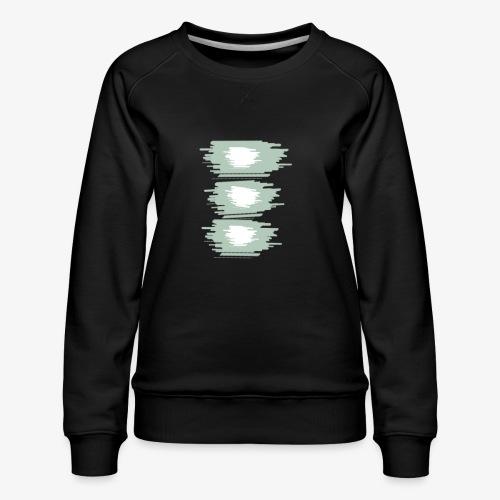 strike - Women's Premium Sweatshirt