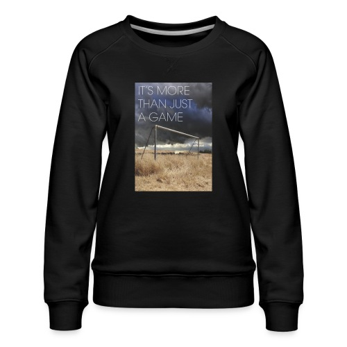 more - Women's Premium Sweatshirt