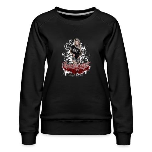 Sandra 1 - Frauen Premium Pullover