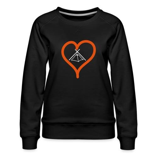 Herz Kothe - Frauen Premium Pullover