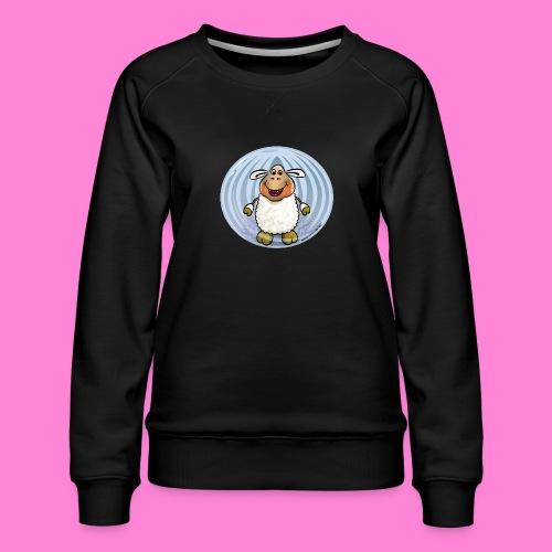 Halloween-sheep - Vrouwen premium sweater