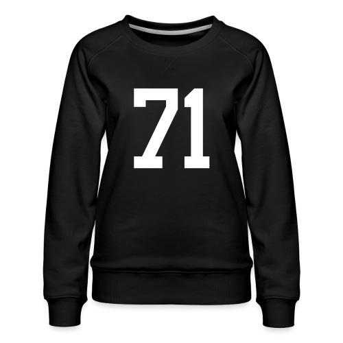 71 WLCZEK Sebastian - Frauen Premium Pullover