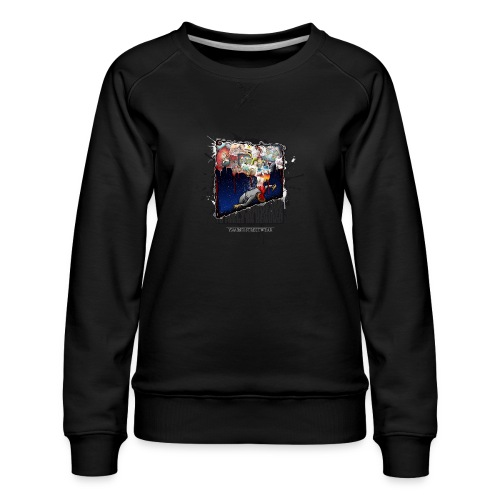 The Knockout - Frauen Premium Pullover