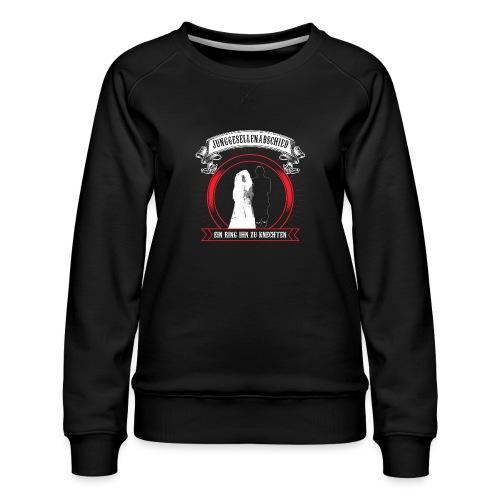 Help ME - Frauen Premium Pullover