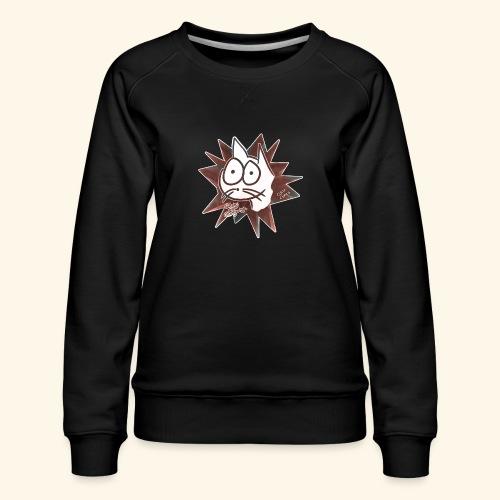 Glotzi Stern - Frauen Premium Pullover