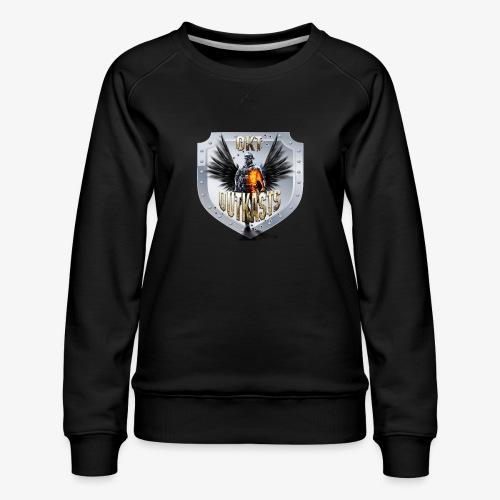 outkastsbulletavatarnew png - Women's Premium Sweatshirt