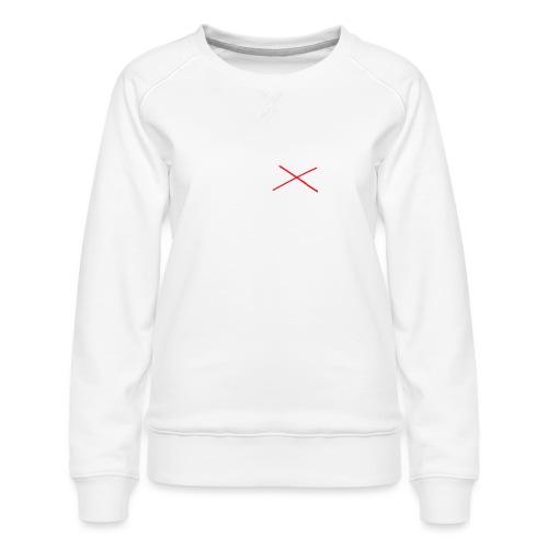 I Love MILK - Vrouwen premium sweater