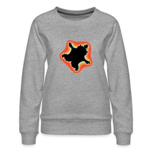 Burn Burn Quintic - Women's Premium Sweatshirt