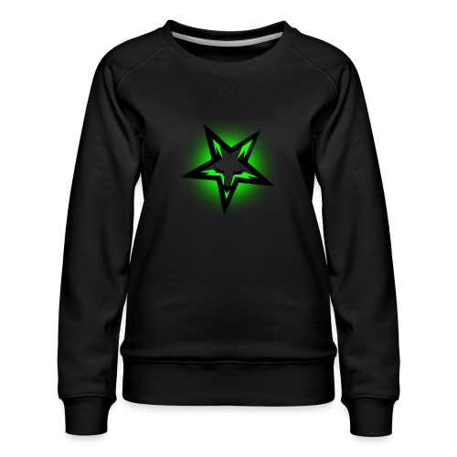 KDutch Logo - Women's Premium Sweatshirt