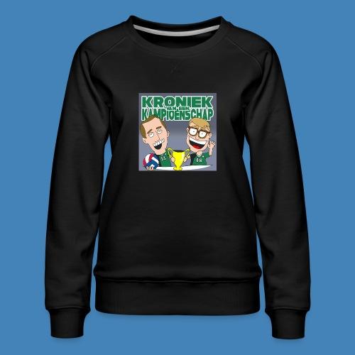 Kroniek van een Kampioenschap - Vrouwen premium sweater