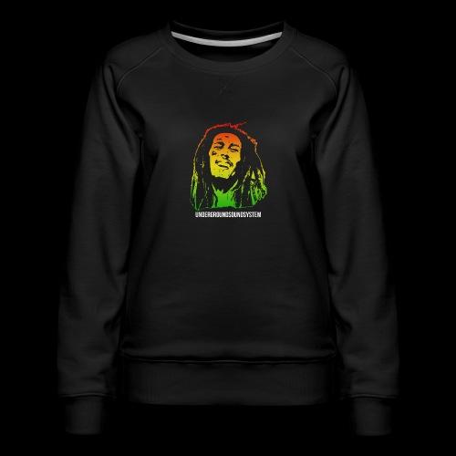 King of Reggae - Frauen Premium Pullover