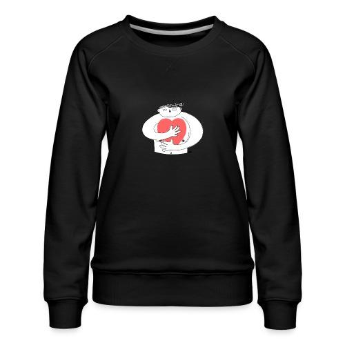 Big big love - Frauen Premium Pullover
