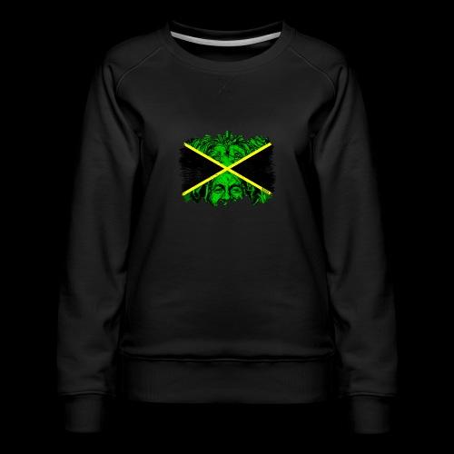 LION BOB JAMAICA - Frauen Premium Pullover