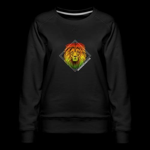 LION HEAD - UNDERGROUNDSOUNDSYSTEM - Frauen Premium Pullover