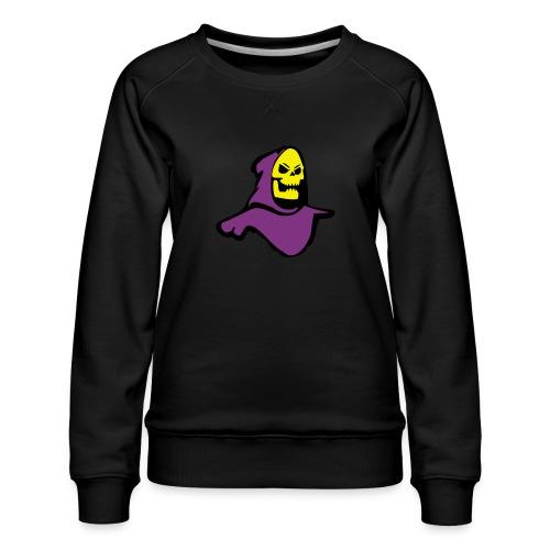 Skeletor - Women's Premium Sweatshirt