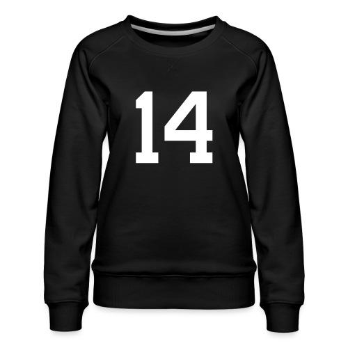 14 HEINRICH Michael - Frauen Premium Pullover
