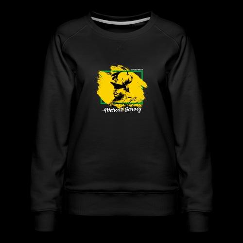 MARCUS GARVEY by Reggae-Clothing.com - Frauen Premium Pullover