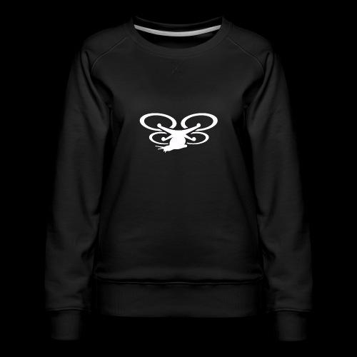 Einseitig bedruckt - Frauen Premium Pullover