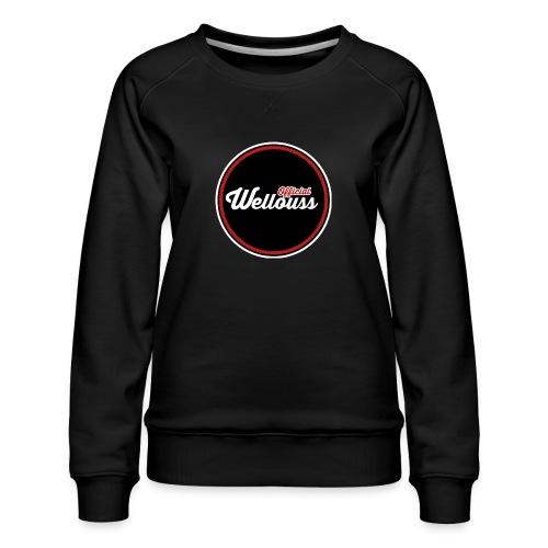 Wellouss Fan T-shirt | Rood - Vrouwen premium sweater
